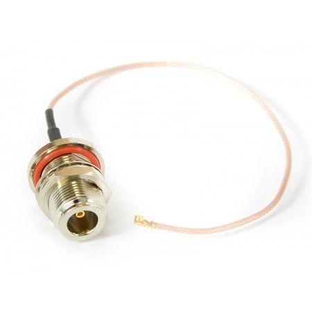 Konektor 20cm Nż na U.FL / IPX
