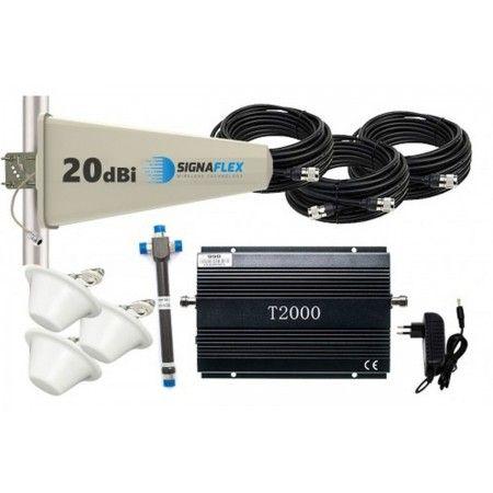 Komplet GSM 990 (T2000) Tajfun z 3x grzybek