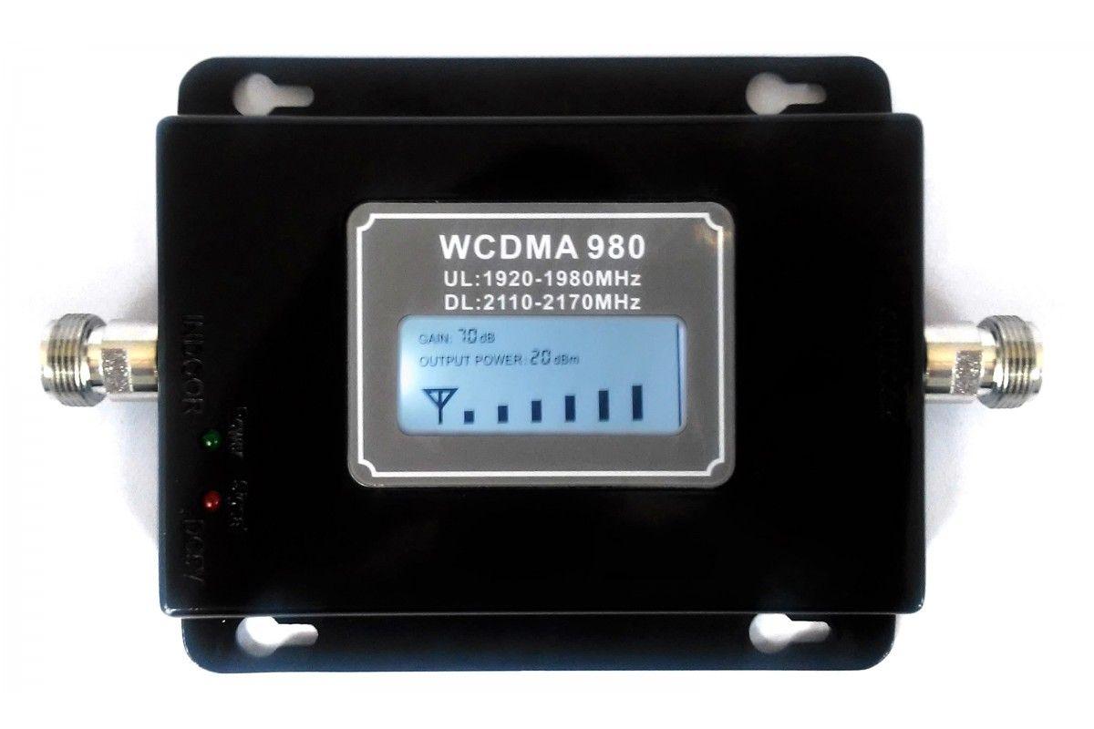 Wzmacniacz UMTS Black LCD