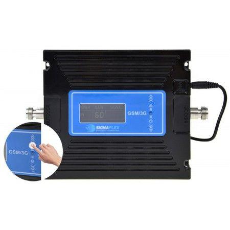 Wzmacniacz GSM/UMTS Inteligentny LCD dotyk
