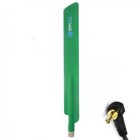 Antena bat 4G LTE GREEN 13dbi +CRC9