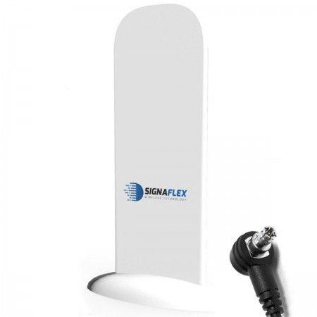 Antena Omni 3G / 4G 32 dBi 6 m FMEż + konektor TS9
