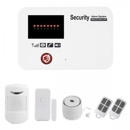 Alarm GSM Red II box