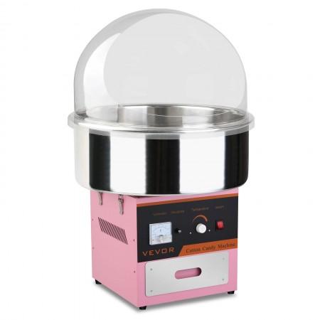Maszyna do Waty Cukrowej 1030W śr. 52CM + POKRYWA