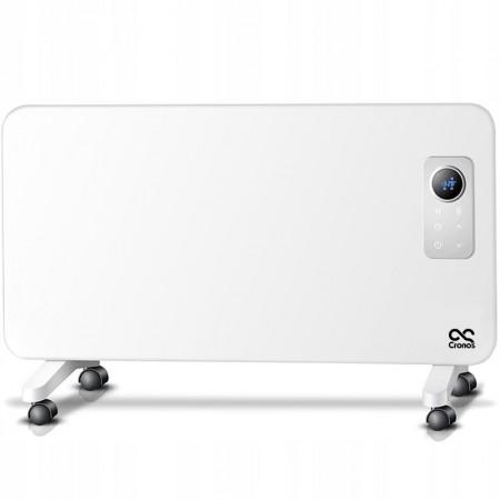 Grzejnik elektryczny konwektor z WiFi LCD 1000W kółka