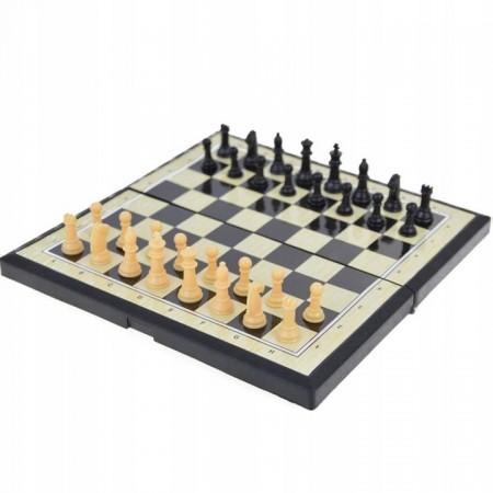 Mini - szachy magnetyczne podróżne