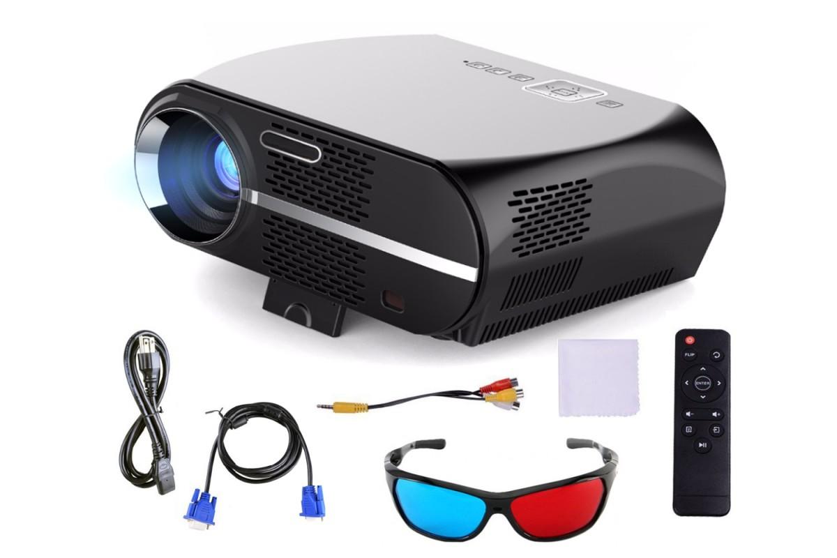 PROJEKTOR HD LED 3500lm 3D WIFI ANDROID NOWOŚĆ2018
