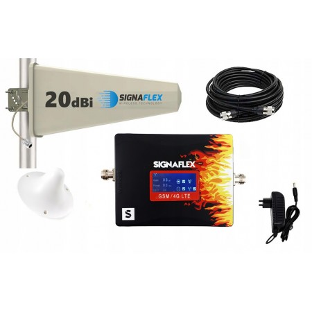 Komplet GSM / DCS Fire Tajfun z grzybek