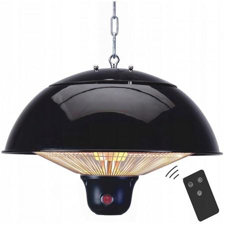 Wisząca lampa zewnętrzna na podczcerwień IR CRONOS 1500W
