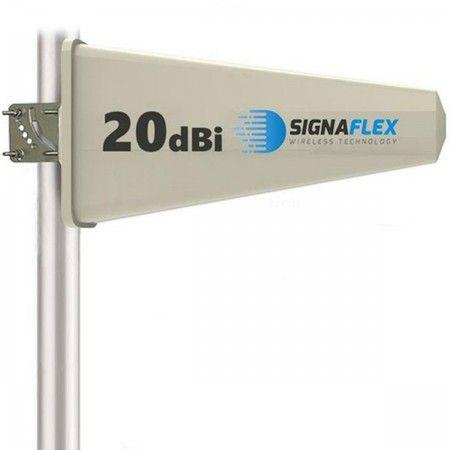 Antena Tajfun 20dBi 30cm z wtykiem N