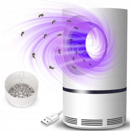 Ultramocna lampa owadobójcza USB