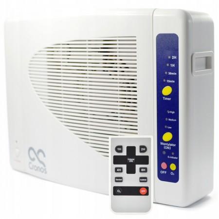 Generator ozonu + jonizator + oczyszczacz powietrza 3w1 7000 mg/h