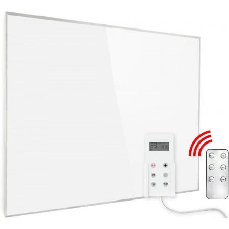 Panel grzewczy na podczerwień Cronos 1200W z termostatem