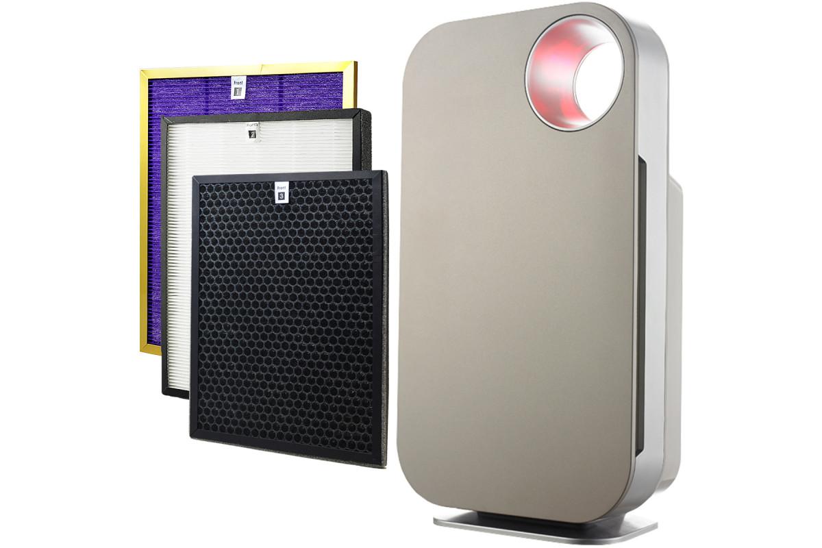 Oczyszczacz powietrza CRONOS RING DFQ-602